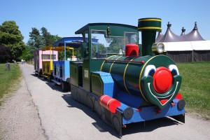 Parc Parilly_petit train